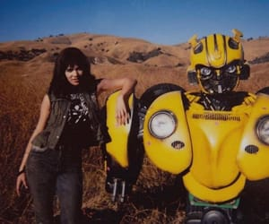 transformers, bumblebee, and hailee steinfeld image