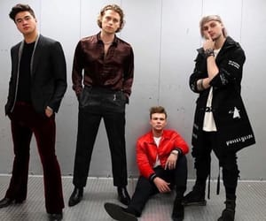 afi, sexy, and 5 seconds of summer image