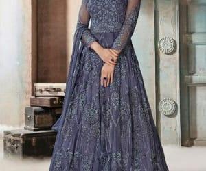 fashion, anarkali dresses, and designer salwar kameez uk image