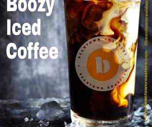 booze, icedcoffee, and coffeelovers image