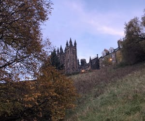 castle, edinburgh, and gb image