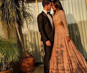 nick jonas and priyanka chopra image