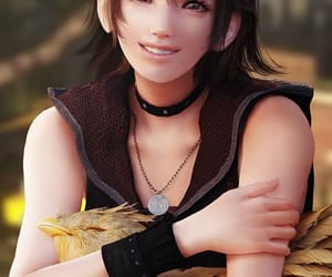 final fantasy, final fantasy xv, and iris amicitia image