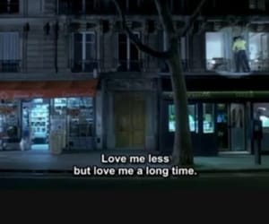 love, quotes, and louis garrel image