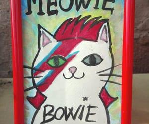 art, cat portrait, and cats image