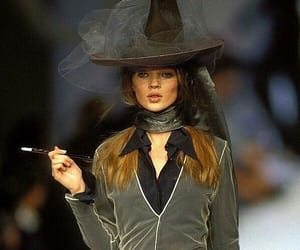 kate moss, fashion, and Halloween image