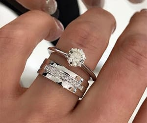 jewelry, rings, and anelli image