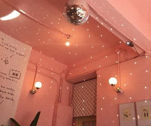pink, aesthetic, and light image