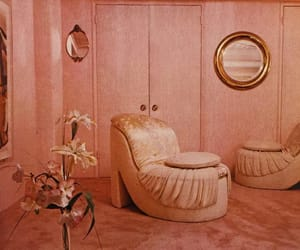 aesthetic, pink, and vintage image