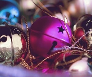baubles and christmas image