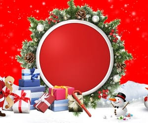 article, christmas, and history image