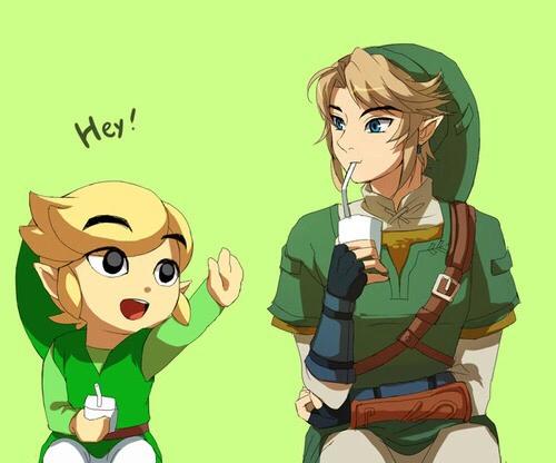 The Legend Of Zelda Shared By Schicksal On We Heart It