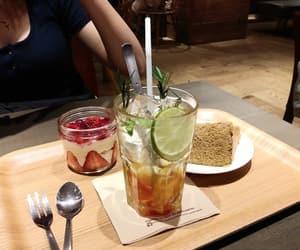 aesthetics, alternative, and cafe image
