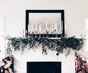 home, christmas, and candle image
