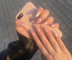 Image de girly, iphone, and nails