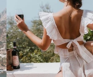 fashion, indie, and wine image