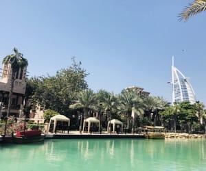 beautiful, city, and Dubai image