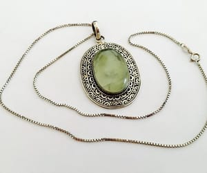 etsy, necklace, and natural stone image