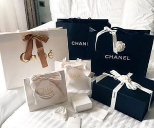 chanel, chloe, and luxury image