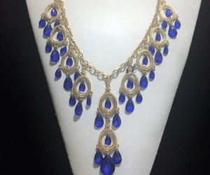 bohemian, bollywood, and vintage jewelry image