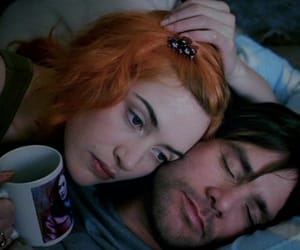 eternal sunshine of the spotless mind, jim carrey, and kate winslet image
