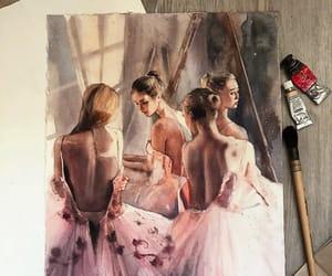 acuarela, art, and arte image