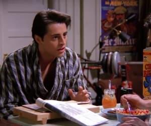 chandler, Joey, and men image