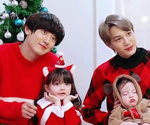 Chen, kids, and jongin image