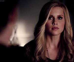 gif, Vampire Diaries, and claire holt image