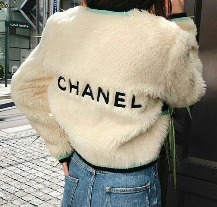 article, instagram, and chanel image