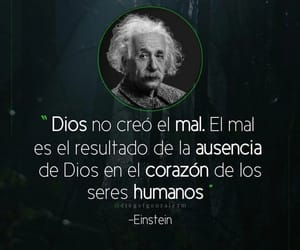 einstein, humano, and frases español image