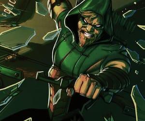 aesthetic, arrow, and dc comics image