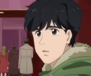 anime, gif, and asian image