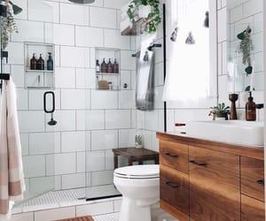 bathroom, design, and inspo image