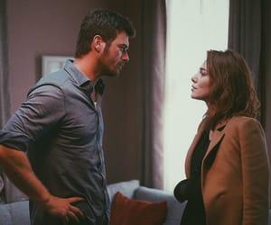 actor, çarpışma, and couple image