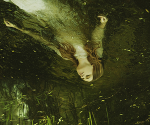 ophelia and water image