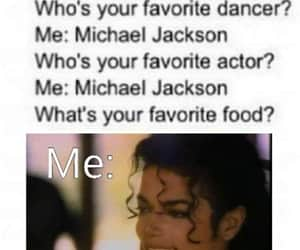 king of pop, mj, and meme image