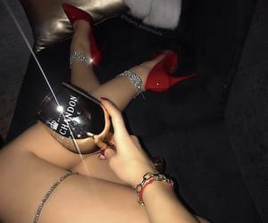champagne, lifestyle, and moet image
