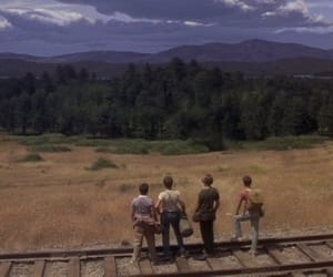 80s, stand by me, and The Breakfast Club image