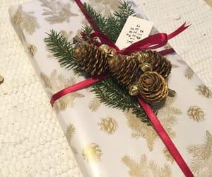 christmas, gift, and jul image