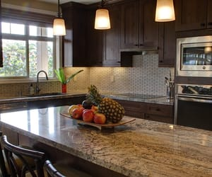 kitchen, cabinet diy, and kitchen cabinets image