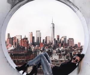 city, fashion, and travel image