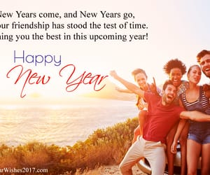 friends forever quotes and happy new year friend image