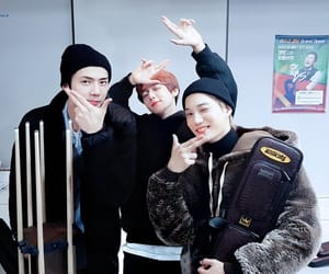 kai, sehun, and baekhyun image