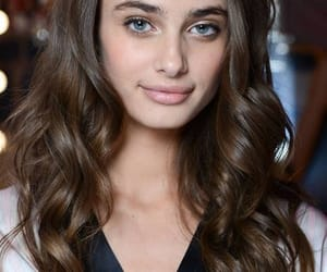 beautiful, brown hair, and victorias secret image