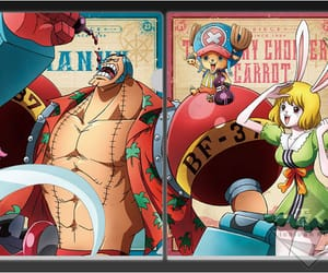 carrot, one piece, and franky image