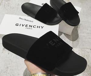 paris, shoes, and slides image