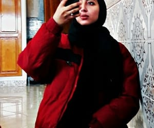 girls, marocaine, and hijab swag image