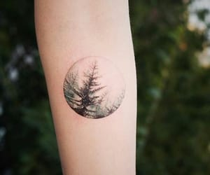 arm, art, and forest image
