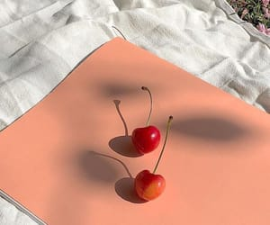 cherry, aesthetic, and soft image
